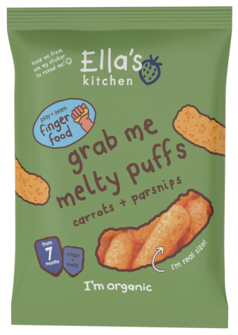 grab me melty puffs Carrots & Parsnips