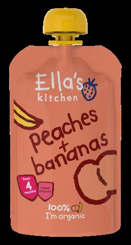 Peaches & Bananas