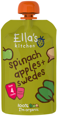 Spinach, Apples & Swedes