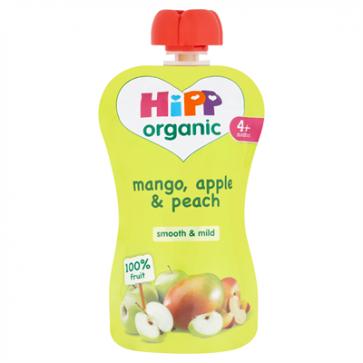 Mango, Apple & Peach
