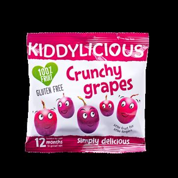 Crunchy Grapes