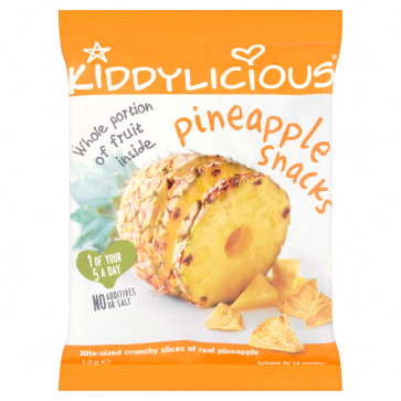 Pineapple Fruit Crisps