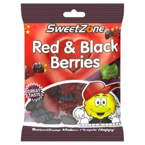 SWEETZONE HALAL RED & BLACK BERRIES