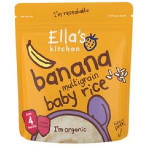 Banana Multigrain Baby Rice