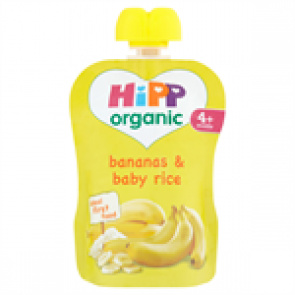 Bananas & Baby Rice