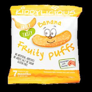 Banana Fruity Puffs