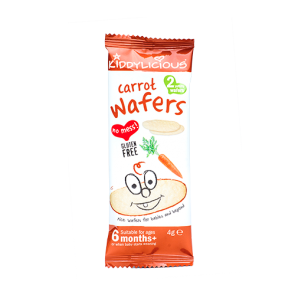 Carrot Wafers