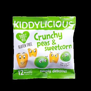 Crunchy Peas & Sweetcorn